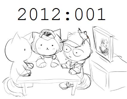 AFX-Podcast-Moustache-Catstache-2012-Episode-001-It-Begins