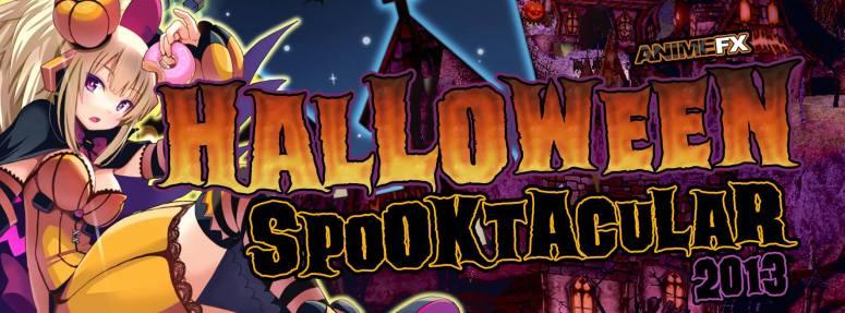 Halloween Spooktacular Fall 2013