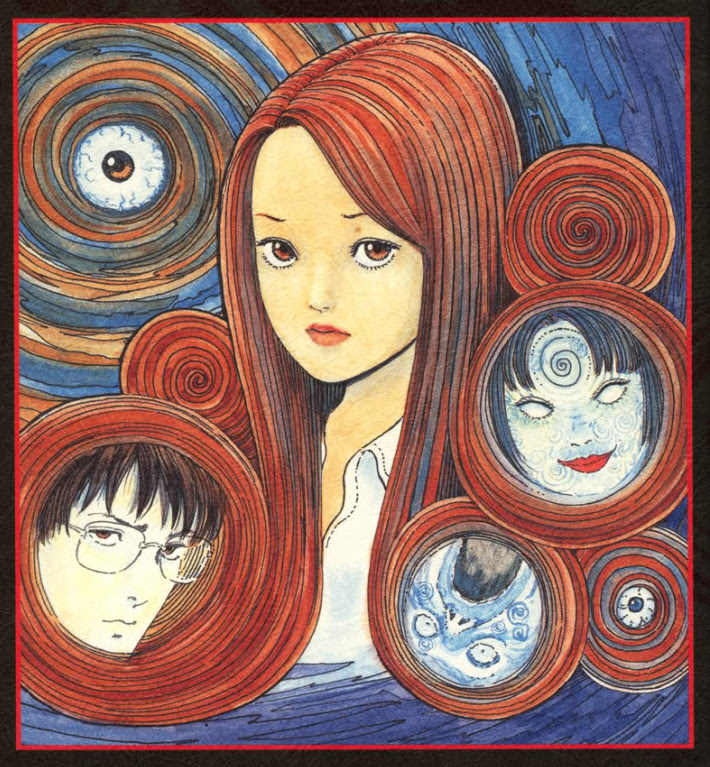 Book Club - Uzumaki Manga and Movie - Fall 2014